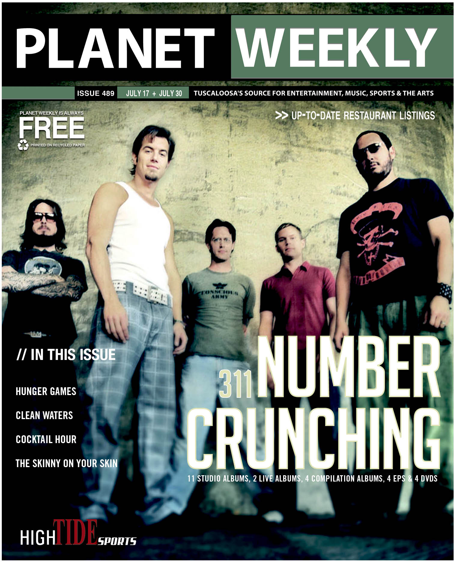 PLANET WEEKLY 489