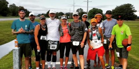 Runners in Alabama