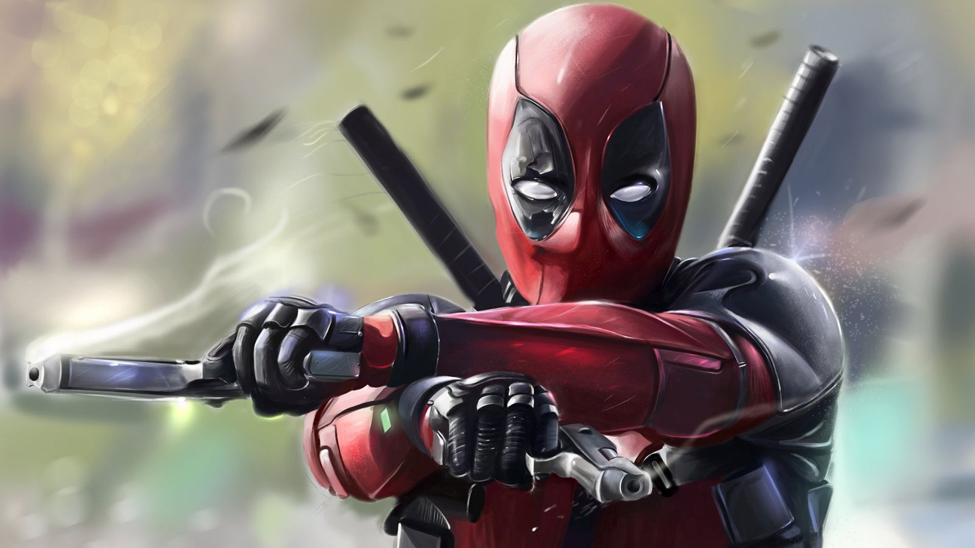 6 Deadpool Vs Wolverine HD Wallpapers | Backgrounds - Wallpaper Abyss