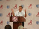 08-31-2015 MFB Press Conference Alabama head coach Nick Saban Photo by Kent Gidley