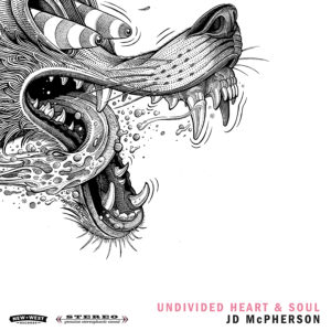 j.d. mcpherson undivided album cover