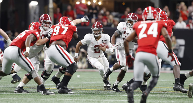 Jalen Hurts didn't take advantage of his opportunity — CECIL HURT