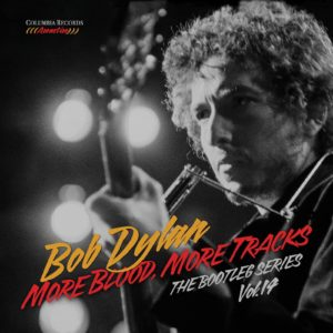 Bob Dylan More Blood ccover