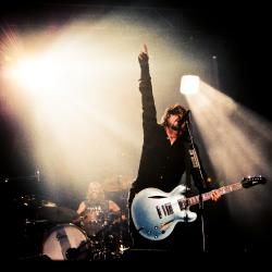 Foo Fighters in Atlanta @ Atlantic Station