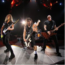 Metallica In Concert @ Legacy Arena at the BJCC