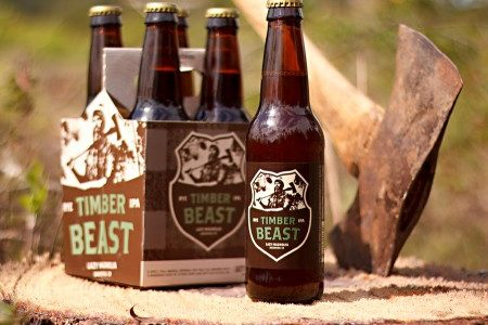 TIMBER BEAST FROM LAZY MAGNOLIA