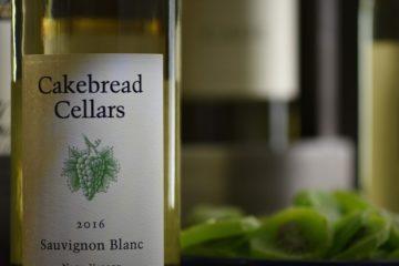 Sauvignon blanc cakebread wines