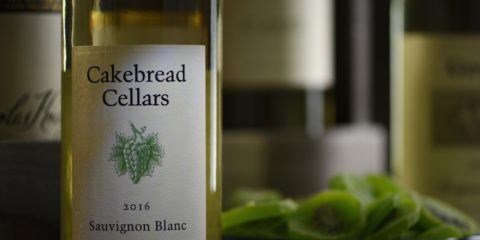 Sauvignon blanc cakebread wines