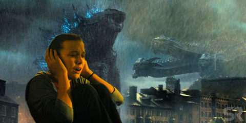 ''GODZILLA, KING OF THE MONSTERS""