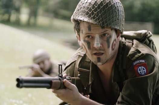 MOVIE REVIEW OF ''D-DAY ASSASSINS""