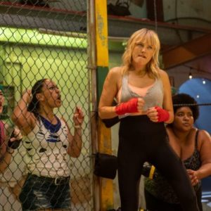 "MOVIE REVIEW OF ''CHICK FIGHT"" (2020)"